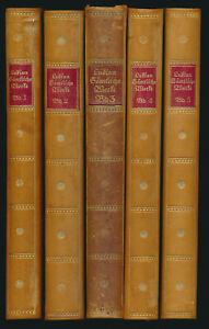 Lukian: Sämtliche Werke. (1911). 5 Bände (komplett)