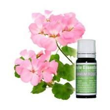 Huile essentielle Géranium Rosat 10 ml Egypte , Eco-Certifiable