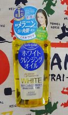 new KOSE Softymo White Cleansing Oil Horny Removal Clear 230 ml JAPAN F/S