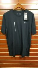 NEW Under Armour Men's UA Lockup Short Sleeve T-Shirt Cotton Blend Medium
