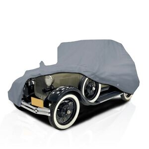 [CCT] Breathable Semi Custom Fit Full Car Cover For Ford Model A [1928-1931]