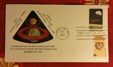 Busta da lettera NASA Apollo 8 logo - Apollo VIII cover cachet insignia NMSCSC