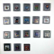 Huge Lot of 18 Nintendo Game Boy Games - RARE! TESTED! *READ DESCRIPTION*