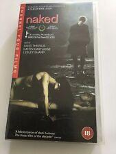 Naked Vhs tape