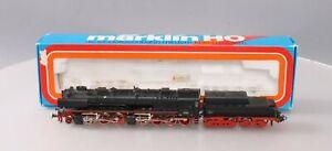 Marklin 3102 HO Scale BR 53 1-3-4-0 (2-6-8-0) Steam Engine & Tender/Box