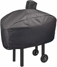 Mini Lustrous Short-Length Grill Cover for Camp Chef Waterproof Heavy Duty Black