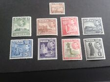 Malta KGVl Mounted Mint stamps from 1938-43 set