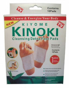 10,20...120 Kinoki Detox Foot Patch Pads Feet Patches Remove Body Toxins Wei....