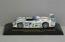 Audi R8 Champion Racing Team #2 3rd Le Mans 2005 - 1:43 - IXO Models