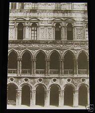 Glass Magic Lantern Slide THE PALACE AT VENICE C1910 ITALY DR F STOEDTNER