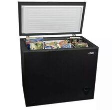 Artic King Chest Freezer 7 CU. FT.-Black