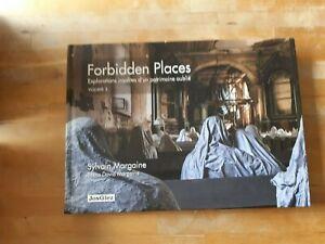 Forbidden places - Explorations insolites d'un patrimoine publié, vol3 - Coll.