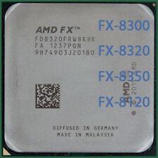 AMD FX-Series FX-8300(95W) FX-8320 FX-8350 FX-8120 Socket AM3+ CPU Processor
