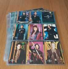 BABYLON 5 TV SERIES TRADING CARDS 1-81 SEASON 4 BY SKYBOX 1998