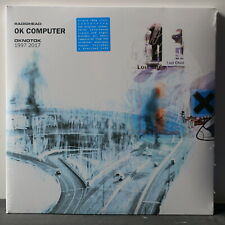 RADIOHEAD 'Ok Computer OKNOTOK (1997-2017)' Remastered Vinyl 3LP NEW/SEALED