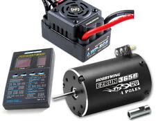 Genuine HOBBYWING EZRUN SC-C2 3656 4000KV RC Brushless Motor & WP SC8 ESC Combo