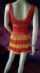 Crochet Two piece skirt