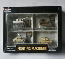 Corgi Fighting Machines Scorpion, Tiger, MI tank & HMMWV (Tank Warfare)