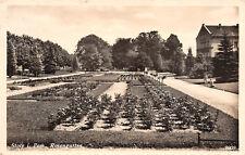 Stolp Pommern Rosengarten Fotokarte 1941