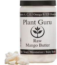 Raw Mango Butter 100% Organic Natural Pure 16 oz. / 1 lb.