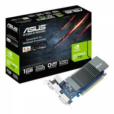 ASUS GT710-SL-1GD5-BRK Video Card NVIDIA GT710 1GB From Japan with Tracking
