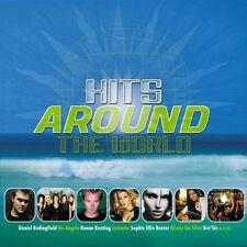 Hits Around the World (2003) No Angles, Bro'Sis, Panjabi MC, Nicole da Si.. [CD]