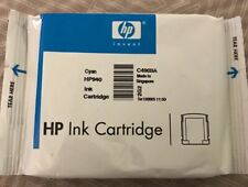Genuine HP 940 Cyan Ink Cartridge C4903A