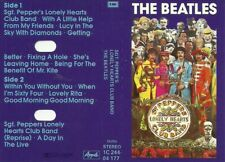 The Beatles - Sgt. Pepper's Lonely Hearts Club Band Cassette Musikkassette MC