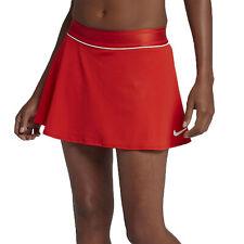Womens NIKE COURT  Flouncy Tennis Skirt / Skort  Medium  939318-634