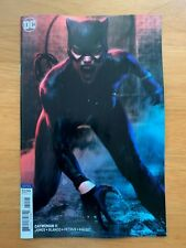 CATWOMAN #11 Stanley Lau Variant Cover B DC Comics 2019 NM+