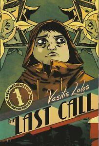 Last Call TP Unread first printing Oni Press