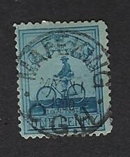 1900 Boy Scout Mafeking Cape Good Hope #178 South Africa bicycle