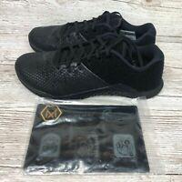WMNS NIKE METCON 4 XD PATCH BLACK size UK 7.5 EUR 42 US 10 BQ7978 001