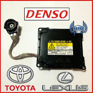 Genuine OEM D4S D4R Xenon Toyota HID Denso Ballast 2006-2009 Lexus RX450h ES350