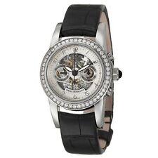 Girard Perregaux Diamond Lady Chronograph Skeleton Watch