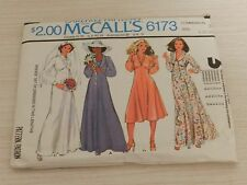 McCall's Pattern #6173 Miss Size B  8-10-12 Carefree Patterns