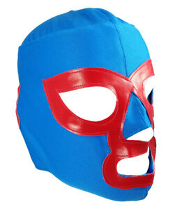 NACHO LIBRE Youth Young Adult Lucha Libre Wrestling Mask (kids & teens)