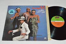 BONEY M. Love For Sale LP 1977 Atlantic Records Canada Disco KSD-19145 VG/VG