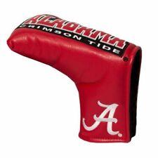 NEW Team Golf NCAA Alabama Crimson Tide Vintage Magnetic Blade Putter Cover