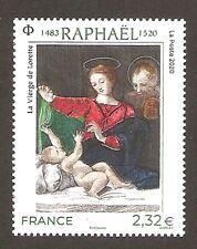FRANCE 2020 Timbre La Vierge de Lorette de RAPHAËL   NEUF ** LUXE MNH