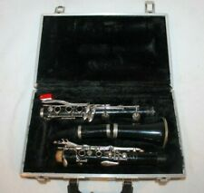 Selmer Signet RESONITE Clarinet w Case - NEEDS SERVICE & REPAIR Erial # 1045293