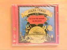 CD RARE / LE TOUR DU MONDE EN 80 JOURS / MAURICE BAQUET / ROGER CAREL / NEUF