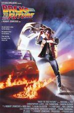 Back to the Future Movie Poster Print Photo 8x10 11x17 16x20 22x28 24x36 27x40