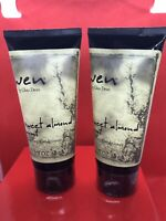 2 X WEN by Chaz Dean Sweet Almond Mint Cleansing Conditioner 2oz each NewSealed