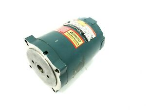 USED RELIANCE ELECTRIC P48H3116M-ZR MOTOR 1/4HP 1725RPM 208/230V EC48P