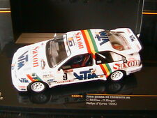 FORD SIERRA RS COSWORTH #9 RALLY D'YPRES 1990 MCRAE RINGER IXO RAC213 1/43 SAXON