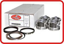 03-09 Mazda3/Mazda5/Mazda6 2.3L DOHC L4 16v DURATEC  (4)Dish-Top Pistons & Rings