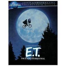E.T. The Extra-Terrestrial (Blu-ray/DVD, 2013, 2-Disc Set, 100th Anniv. Ed.) NEW