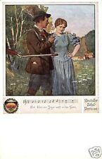 14448/ Künstlerkarte Deutscher Schulverein, Karte Nr. 464