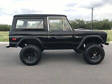 1969 Ford Bronco 2 door
